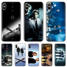 Sweet Silicone Phone Case For Sony Xperia XA Z Z1 Z2 Z3 Z5 XZ1 XZ2 compact M2 M4 M5 C4 C6 E3 T3 X Files Print(China)