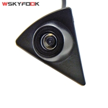 Night Vision 600L CCD Car Front View Logo Camera for VW Volk
