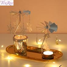 Metalowy świecznik bożonarodzeniowy śnieżynka ełk dekoracje na święta bożego narodzenia dla domu 2020 ozdoba świąteczna xmas Navidad nowy rok 2021 tanie tanio FENGRISE CN (pochodzenie) XS0064 Bez pudełka Tak ( 50 sztuk)