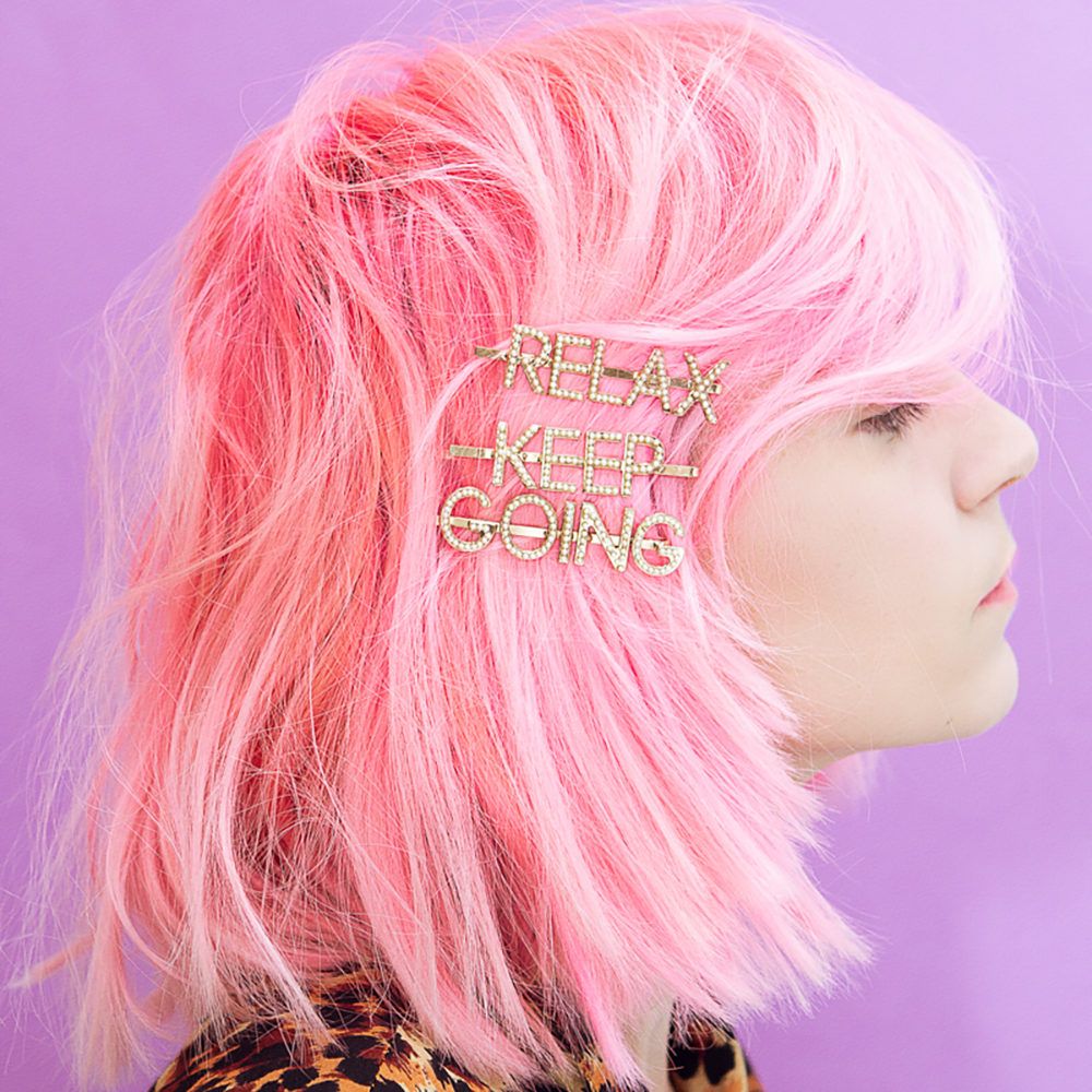 Custom Letter Shining Sweet Love Sexy Hairpins Hair Clips for Girls Style Tool Hairgrip Women Hair Accessories Jewelry