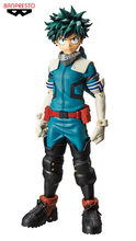 Banpresto Grandista – figurine de Collection originale, personnage de dessin animé My Hero Academia