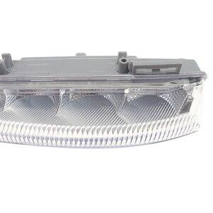 Image 4 - Przednia dioda LED DRL do jazdy dziennej reflektor do jazdy dziennej światło przeciwmgielne 12V do mercedes benz W204 W212 C250 C280 C350 E350 A2049068900 A2049069000