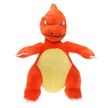 Pokemon Plush 20cm/30cm Cartoon Pokemon Charmeleon Plush Doll Toys Charmeleon Anime Soft Stuffed Doll Fire Dragon Plush Toy Children Kids Gift 1