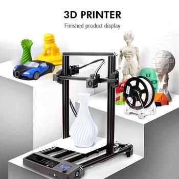 цена на SUNLU FDM 3D Printer Build Large Print Size Works Automatic 3d Extruder DIY Delicate Artwork 310x310x400mm