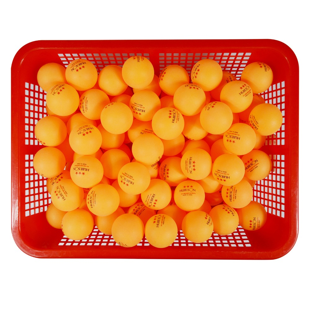 Huieson 10pcspack Table Tennis Balls 3 Star 2.8g 40+mm New ABS Plastic Ball For Ping Pong Training Drop Shipping (5)