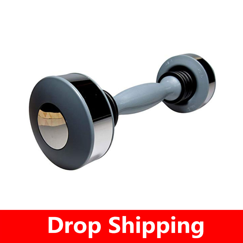 Shaking Weight Dumbbell Man Women For Keep Workout Fitness Exercise Equipment DVD Included Muscle Toning Dumbbell