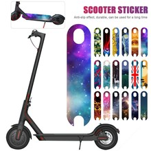Personality Scooter Pedal Mat Stickers For Xiaomi M365 Waterproof Sandpaper Sticker Electric Skateboard Accessories