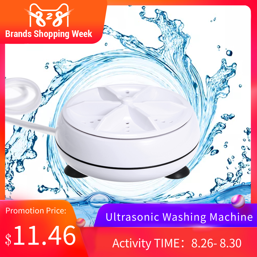 Washer Washing-Machine Mini Portable Home For Travel Business Trip Convenient Personal