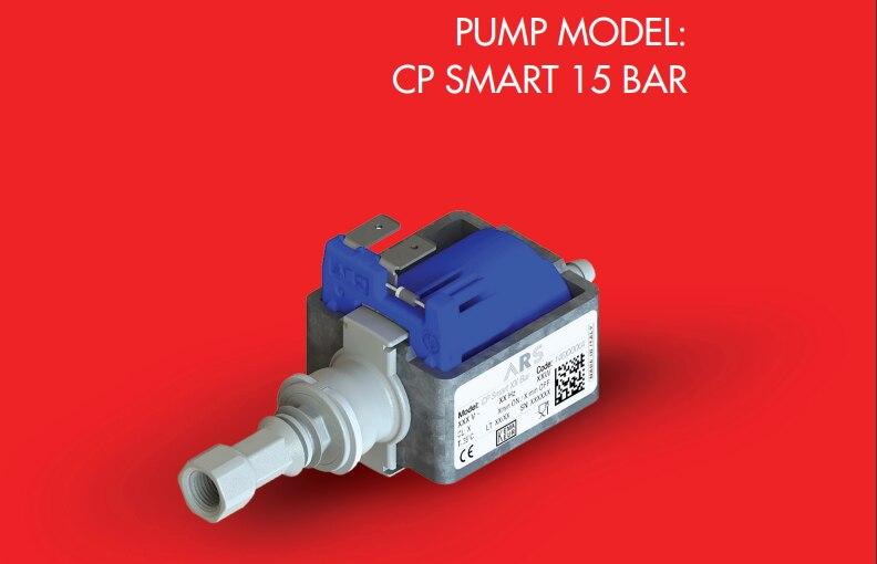 New ARS Italian Electromagnetic Pump CP Smart 9 Bar 220V