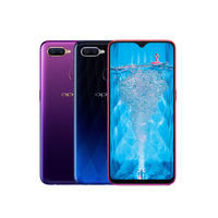OPPO F9   64GB full netcom  phone android8.1 nediatek helio p60 6.3inches resolution2340*4080 smartphone USED 1