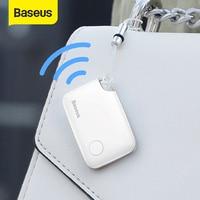 Baseus-Localizador inteligente Mini para niños, con Bluetooth Antipérdida, alarma antipérdida, localizador de clave de etiqueta