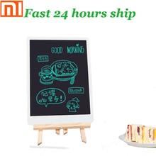 Orijinal Xiaomi Mijia LCD yazma Tablet ile kalem çizim kurulu çizim elektronik Mat grafik yazı tahtası mijia mesaj panosu