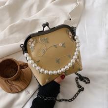 Embroidery Handbag Female Purse Evening-Clutches Chain Messenger-Bag Shoulder-Crossbody-Bags