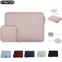 MOSISO неопреновая сумка для ноутбука 11 13 13,3 14 15 дюймов 2020 Macbook Air Pro Touch bar чехол для ноутбука Dell HP