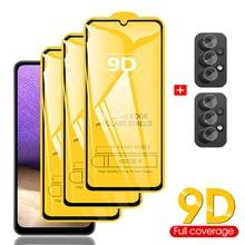 A32 A52 A72, camera film + protective glass for Samsung Galaxy A 32 4G/5G tempered glass SamsungA32 Galaxy A52 Samsung A72 screen protector Samsung A32/A52/A72