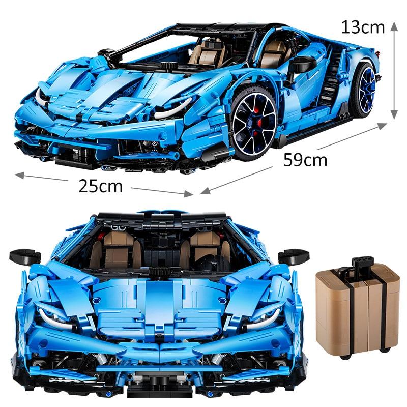 Cada Creator Mad Cow Extreme Sports Vehicle Building Blocks