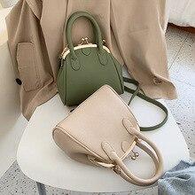 Famous Brand Women's Shoulder Bag 2021 New PU Leather Women Handbags Fashion Luxury Designer Messenger Crossbody Bags For Female