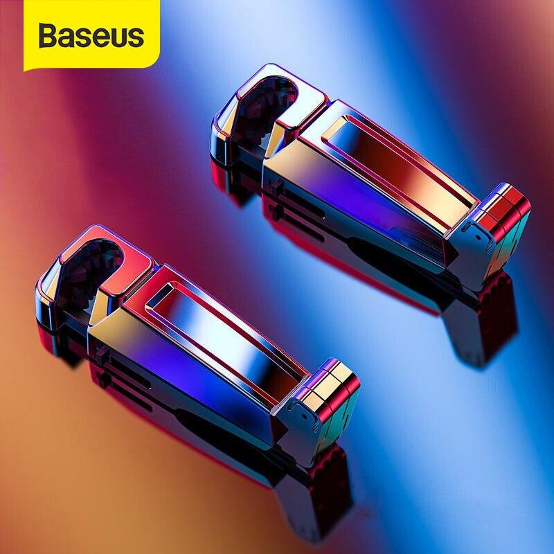 Baseus Car Phone Holder Headrest Hooks for iPhone Huawei Back Seat Hook Car Mount Holder Fastener Seat Back Organizer Bag Hanger