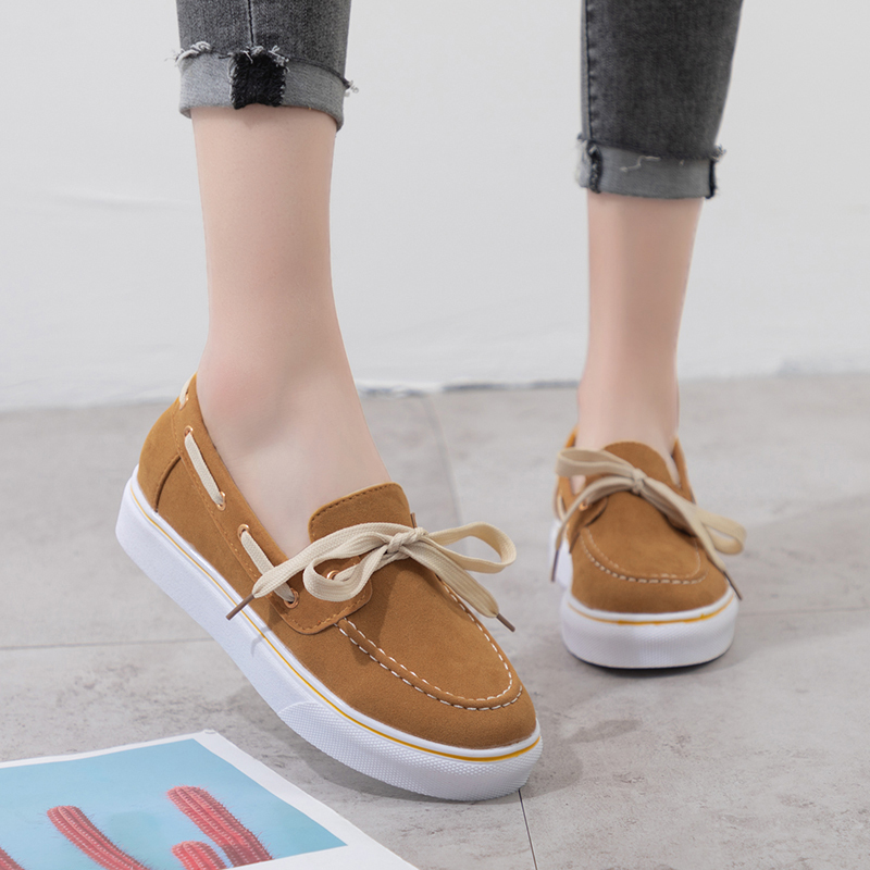 AARDIMI Large Size Casual Sneaker 2020 Luxury Brand Platform Shoes Women In Women's Flats Canvas Shoes Rubbers Zapatos De Mujer