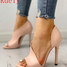 New Women Pumps shoes woman Fashion Sexy Pumps High Heels Summer Ladies Increase