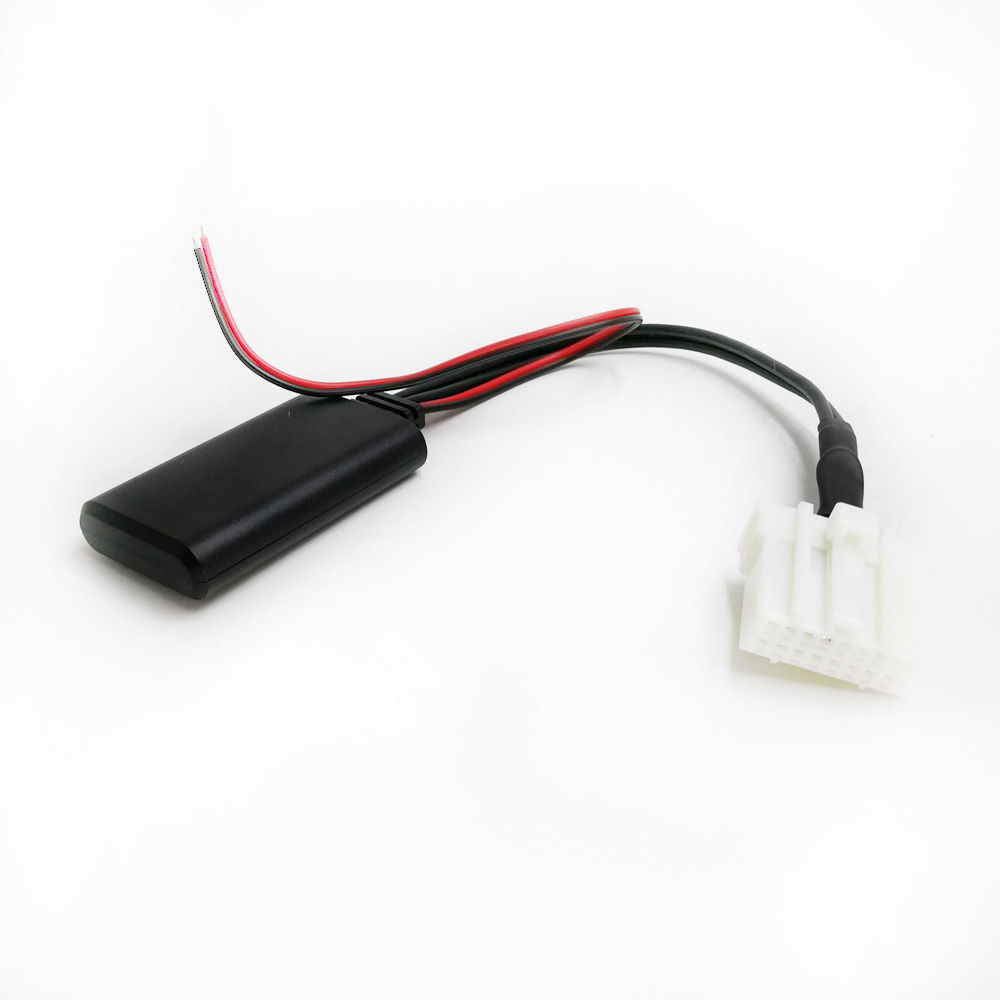 Biurlink Car Radio Wireless <font><b>Bluetooth</b></font> Aux-In Audio Cable Adapter for <font><b>Mazda</b></font> 23 <font><b>Mazda</b></font> 5 <font><b>6</b></font> image