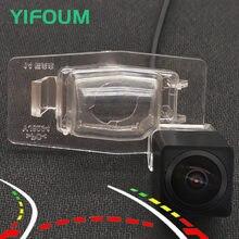 Fisheye hd trajetória dinâmica sem fio visão traseira do carro câmera de estacionamento backup para mazda mpv protege premacy tributo mk1 miata MX-5