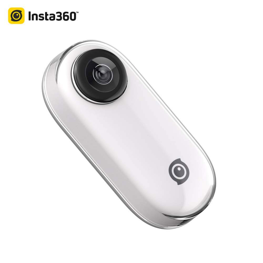 Insta360 Go 1080P Video Sports Action Camera FlowState Timelapse Hyperlapse Slow Motion for YouTube Vlog Video Making