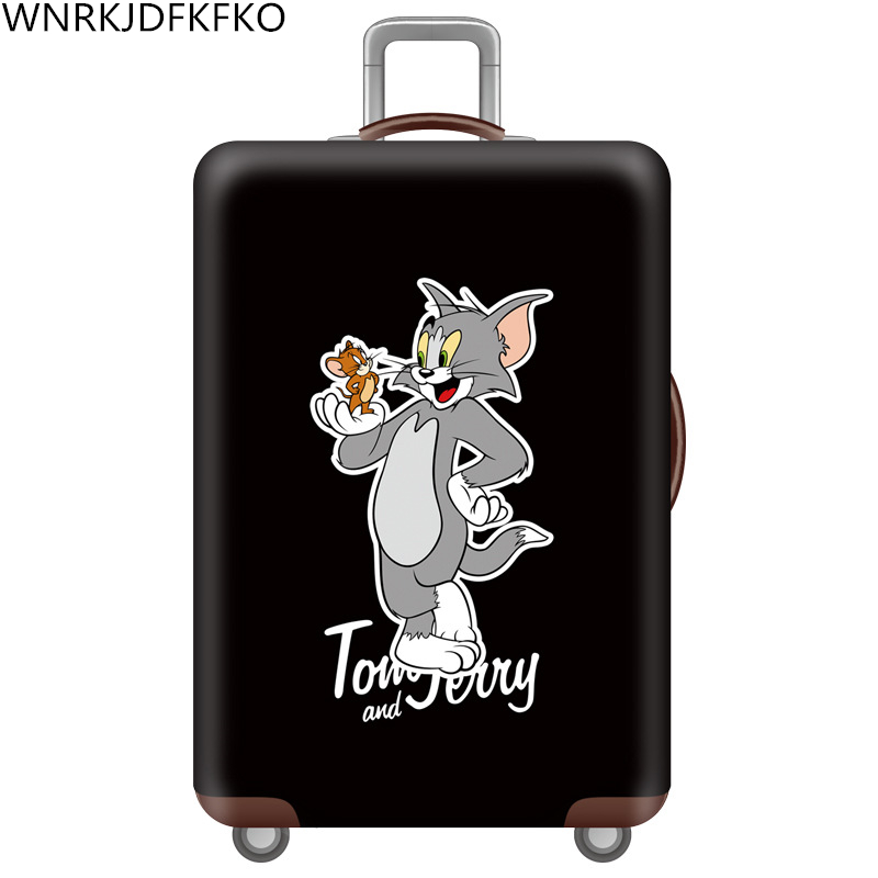 Elastic Case Protective Cover Trolley Case Travel Covers Travel Accessories Travel Case Cover Travel Suitcase Dust Cover