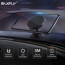 RAXFLY Magnetic Car Holder Stand Auto Magnet GPS Mobile Phon