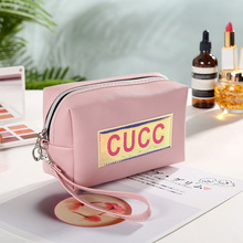 2019 Women Cosmetic Bag Travel Make Up Bags Fashion Ladies Makeup Pouch Neceser Toiletry Organizer Case Clutch Tote Hot Sale hot sale fashion female cosmetic bag beauty case women clear waterproof storage makeup bags travel portable clutch fashion tools