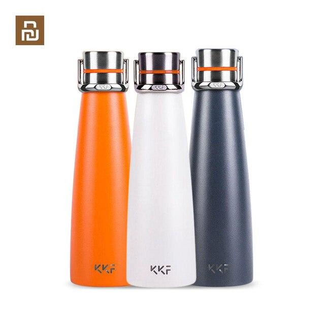Оригинальный kkf KISSKISSFISH SU 47WS умный вакуумный термос бутылка для воды термос чашка портативные бутылки для воды