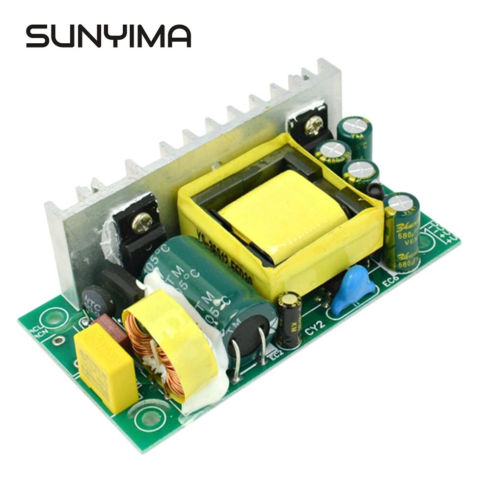 SUNYIMA AC-DC <font><b>12V</b></font> <font><b>1.5A</b></font> Switching <font><b>Power</b></font> <font><b>Supply</b></font> Module Bare Circuit 220V To <font><b>12V</b></font> Board Regulator For Replace/Repair image