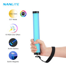 Nanlite – Tube lumineux LED Nanguang PavoTube 6C, 10