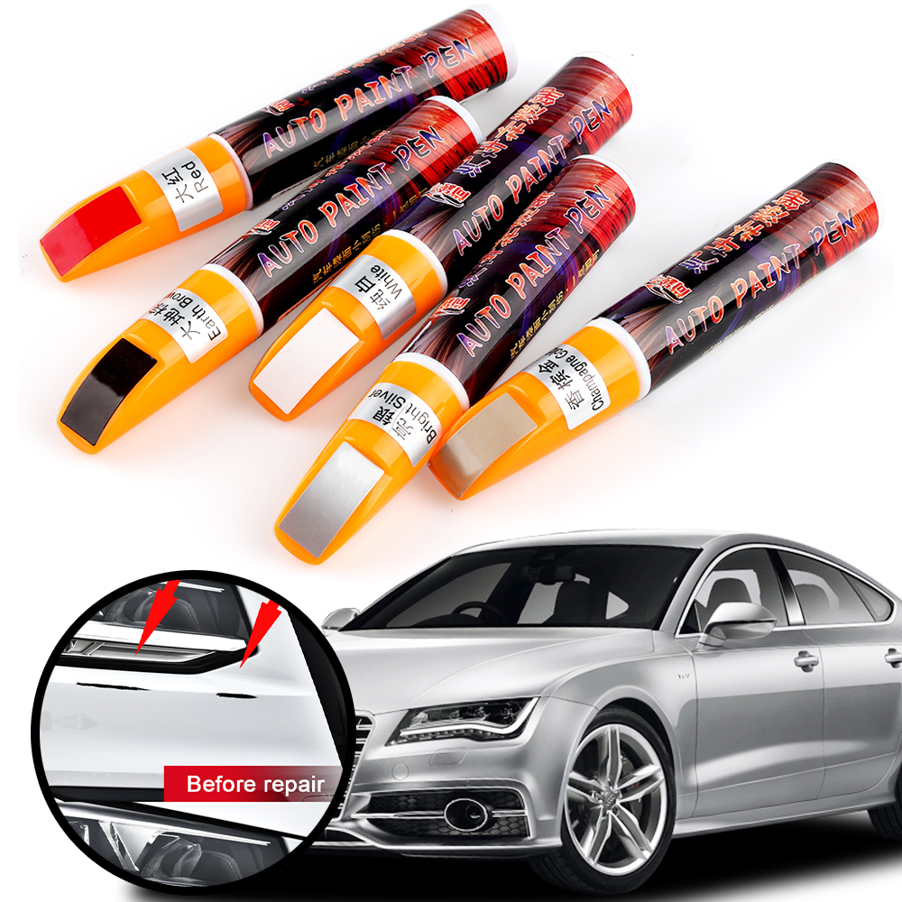 Car Paint Repairing Pen Beauty Scratches Fixing Accessories For Land Rover RangeHSE SC Sports Version Freelander Found 3 V6 V8