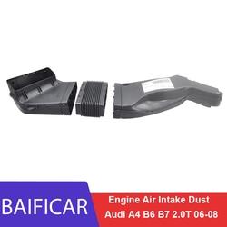 Baificar Brand New High Quality Air Intake Dust Air Filter Box 8E0129618H 8E0129617D 8E0129739C For 2006-2008 Audi A4 B6 B7 2.0T
