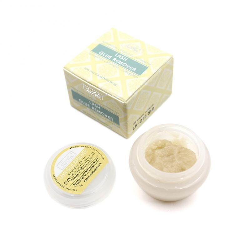 New Non-irritating Makeup Remover Eyelash Gel Creamy Scented Cream High Quality Safety Eyelash Remover TSLM1