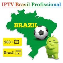 Best Brasil IPTV Portuguese 1 Year For Android Smart TV BOX