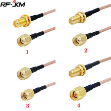 Rg316 кабель sma к разъем rf коаксиальный гибкий соединительный