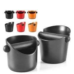 MICCK pojemnik na kawę do kawy wstrząsoodporny kosz na śmieci Espresso z uchwytem pojemnik na kawę pojemnik na kawę pojemnik na kawę w Zestawy akcesoriów do kawy od Dom i ogród na