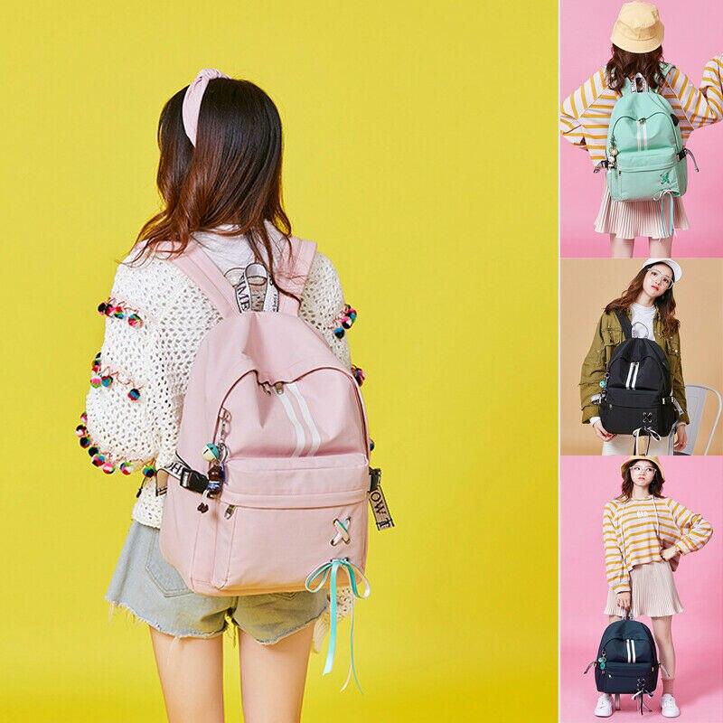 Personalised Kids Backpack Any Name Name  Girls Boys Back To School Bag