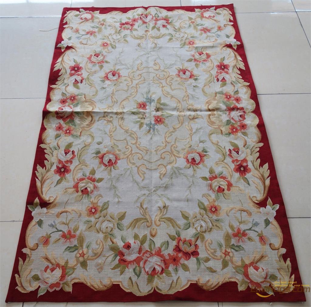 China Silk Carpet Livingroom Square  Knitting