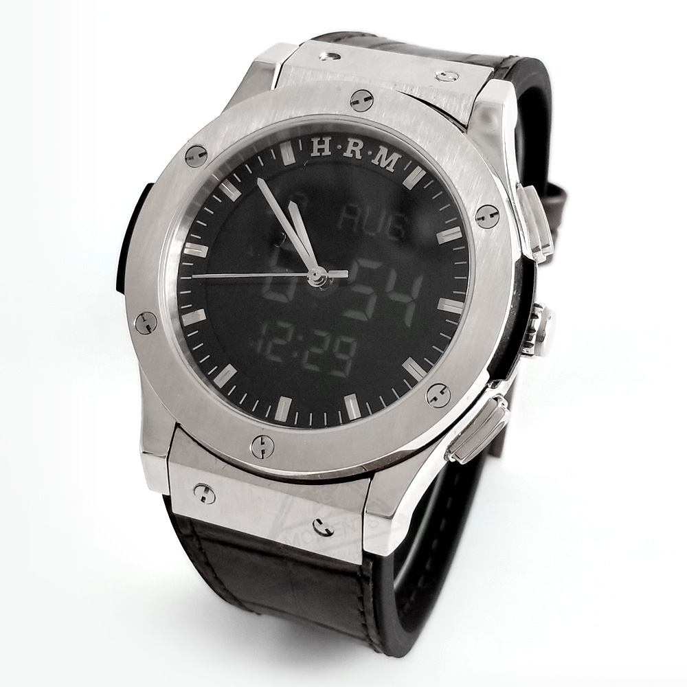 Qibla Watch for Muslim Man with Prayer Alarm and Auto Azan Time