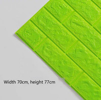 Green 3.5mm thick