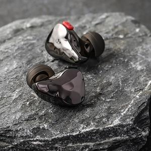 Image 2 - Ikko Obsidian سماعة رأس HIFI OH10 1BA 1DD ، داخل الأذن ، موسيقى ، Knowles ، Sonion BA Monitor ، hi fi ، حمى ، كابل قابل للفصل ، سماعات أذن