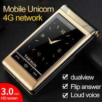 TKEXUN/Tiankexun G10-1 Umgedreht Alte Menschen der Handy Unicom Mobile Dual-4G Netzwerk Große Screen Alten Menschen der Mobile telefon