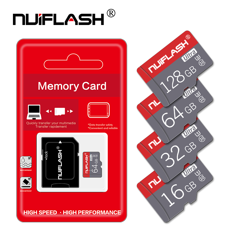 Tablet sd micro Clase 10 32gb microsd 8GB tarjeta sd De 16GB 64gb tarjeta De Memoria De 32gb sd micro tarjeta Cartao De Memoria De 128GB