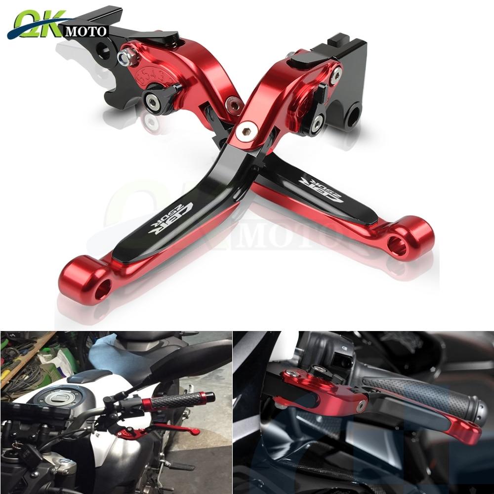 Hand Brake Clutch Lever System Proguard For Honda CBR125R 250R 300R 600RR 1000RR