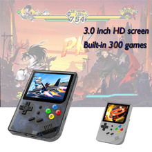 handheld mini game console RG300 16GB Handheld Retro Game 3.0 Console Music Video For CP1 CP2 NEOGEO GBA GB A1
