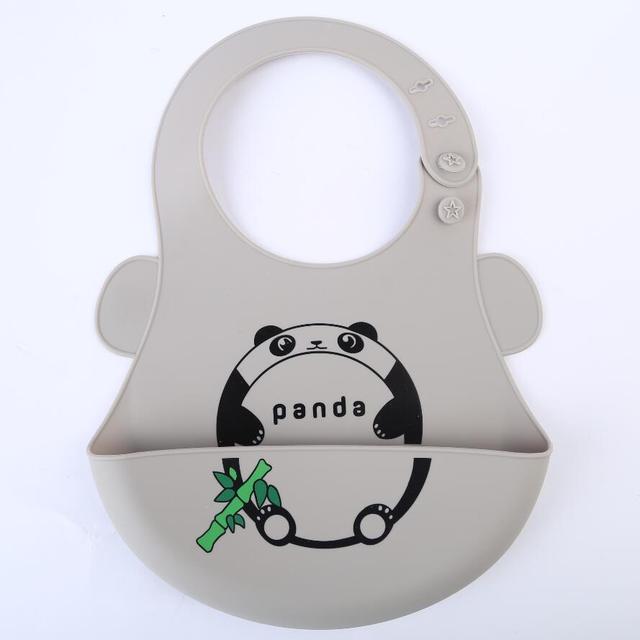 Gray Panda
