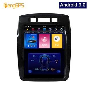 Автомагнитола Tesla PX6 с вертикальным экраном, Android 9,0 для Volkswagen Touareg 2010-2019, автомагнитола с GPS-навигацией